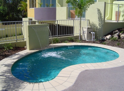 Garden Pool Small Water Features